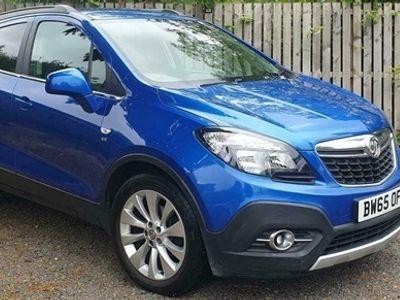 used Vauxhall Mokka 1.6 CDTi SE (s/s) 5dr