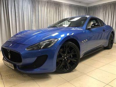 used Maserati Granturismo 4.7 SPORT 2d 460 BHP, 2012 ( )