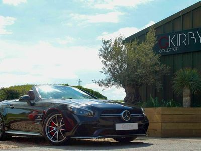 used Mercedes SL63 AMG SL Class 5.5V8 AMG SpdS MCT (s/s) 2dr
