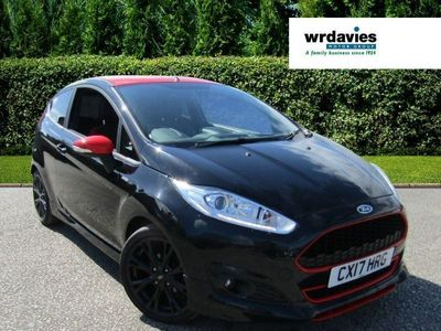 used Ford Fiesta ST-LINE BLACK EDITION