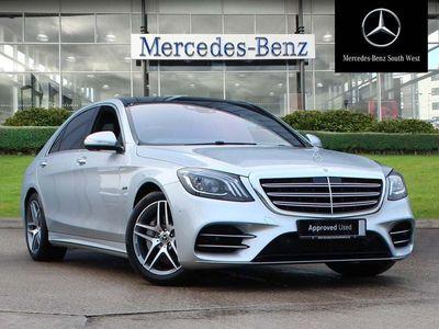 used Mercedes S560 S-Classe L AMG Line Premium Plus Auto 4dr