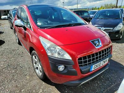 used Peugeot 3008 1.6 HDi FAP Exclusive 5dr