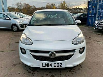 used Vauxhall Adam 1.4 WHITE EDITION 3d 85 BHP