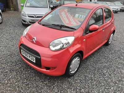 used Citroën C1 1.0 VT-1000cc-ONLY 78K-£20 ROAD TAX-LOW INSURANCE-BARGAIN 1st TIME CAR,,,,, 5-Door