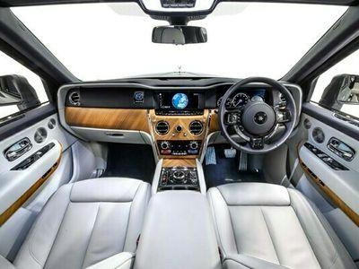 used Rolls Royce Cullinan 5dr Auto 6.8