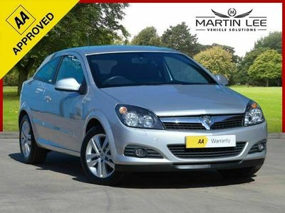 used Vauxhall Astra 1.4 SXI 3d 90 BHP GREAT VALUE COUPE