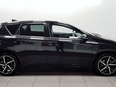 used Toyota Auris 1.2 VVT-I DESIGN TSS 5d 114 BHP ABSOLUTELY STUNNING ! JUST ARRIVED