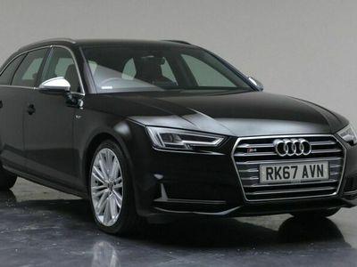 used Audi S4 Avant 3L TFSI V6 5dr