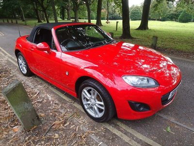 used Mazda MX5 1.8 SE 2dr