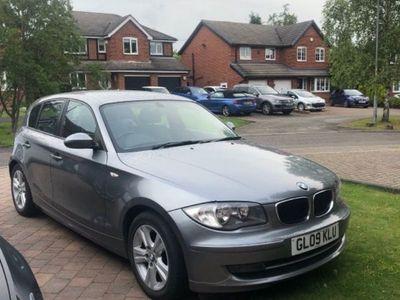 used BMW 120 1 Series 2.0 i SE 5dr