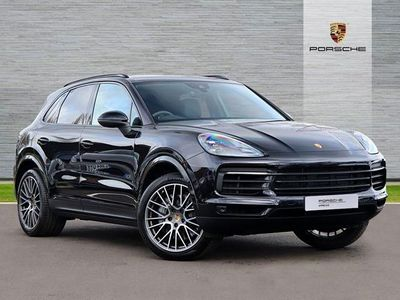 used Porsche Cayenne S 5dr Tiptronic S [5 Seat]