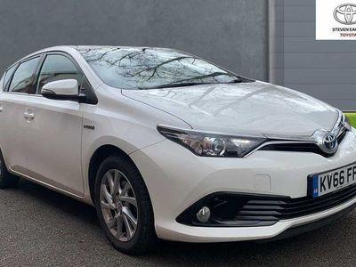 used Toyota Auris 1.8 Hybrid Business Edition 5Dr Cvt