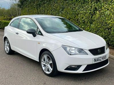 used Seat Ibiza Sport Coupe 1.2 S (AC) (2012) 3d