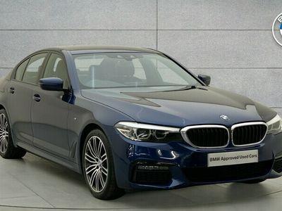 used BMW 530 d xDrive M Sport Saloon