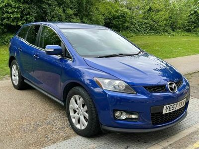 used Mazda CX-7 2.3T 4WD 5dr