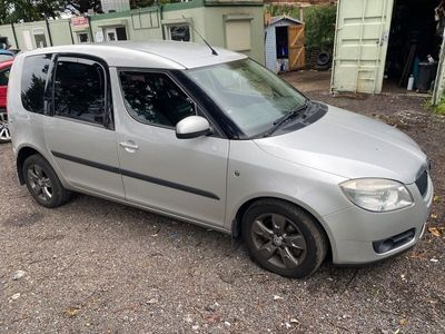 used Skoda Roomster 1.9 TDI PD 2 5dr