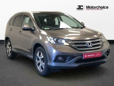 used Honda CR-V 2.0 i-VTEC EX 4x4 5dr
