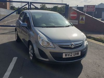 used Vauxhall Corsa 1.2 i 16v Exclusiv 5dr