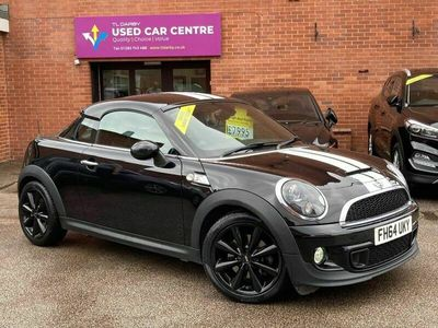 used Mini Cooper S Coupé 1.6 2dr