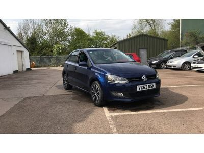 used VW Polo 1.4 Match Edition 5Dr