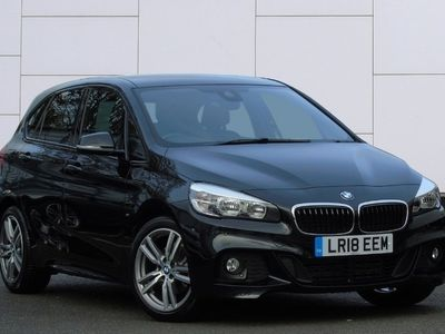 used BMW 216 Active Tourer