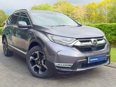 used Honda CR-V 2.0 i-MMD Hybrid SR 5dr eCVT
