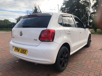 used VW Polo 1.2 TDI Match Edition 5dr