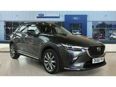 used Mazda CX-3 2.0 Sport Nav + 5dr Petrol Hatchback