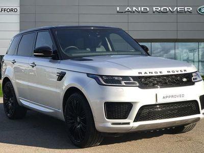 used Land Rover Range Rover Sport 3.0 SDV6 (306hp) Autobiography Dynamic Estate diesel estate