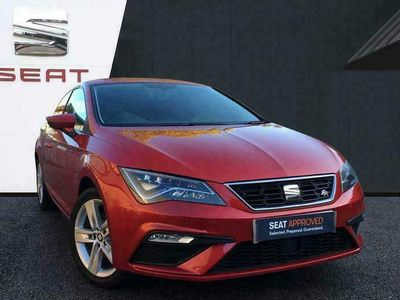 used Seat Leon 1.4 TSI 125 FR Technology 3dr