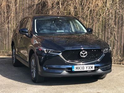 used Mazda CX-5 2018 Oldham 2.0 SE-L Nav 5dr - HOME DELIVERY AVAILABLE