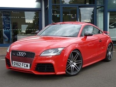 used Audi TT Roadster Rs 2.5 Plus S Tronic quattro 2dr