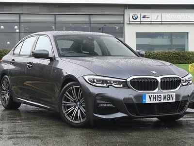 used BMW 330 3 SERIES 2019 Stoke On Trent I M Sport Saloon