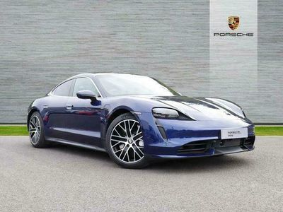 used Porsche Taycan SALOON 500kW Turbo 93kWh 4dr Auto