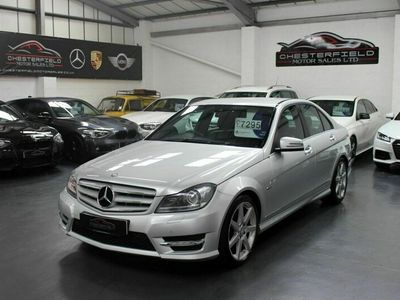 used Mercedes C220 C ClassCDI BLUEEFFICIENCY SPORT 2.2 4dr