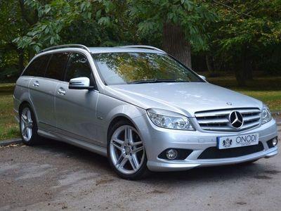 used Mercedes C350 C ClassCDI BlueEFFICIENCY Sport 5dr Auto 2.2