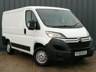 used Citroën Relay 2.0 BlueHDi H1 Van 110ps Enterprise