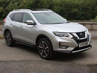 used Nissan X-Trail 1.7 dCi Tekna 5dr