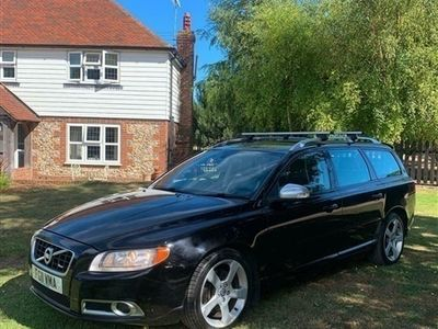 used Volvo V70 D3 [163] R DESIGN Geartronic 5-Door