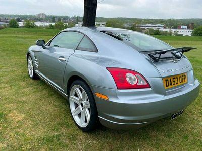 used Chrysler Crossfire 3.2 V6 2dr Auto