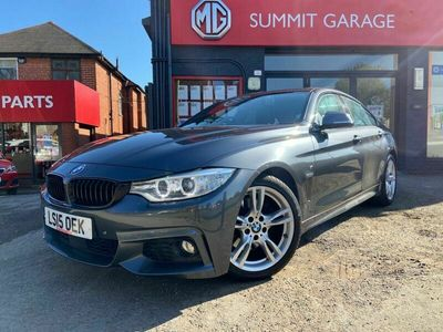 used BMW 428 Gran Coupé 4 Series Gran Coupe 2.0 i M Sport Auto (s/s) 5dr