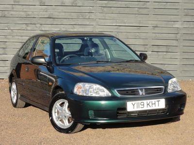 used Honda Civic 1.4i SE 3dr Auto