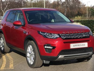 used Land Rover Discovery Sport DIESEL SW 2.0 SD4 240 HSE 5dr Auto