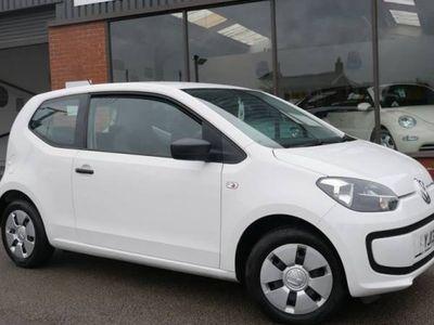 used VW up! PETROL MANUAL HATCHBACK 3 DOORS