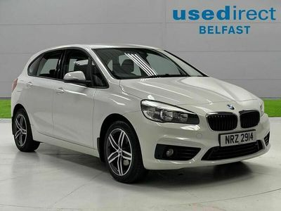 used BMW 218 2 Series d Sport 5dr Step Auto
