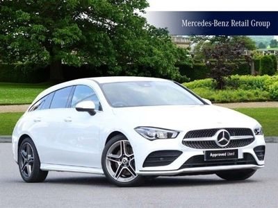 used Mercedes CLA220 ClaAMG Line 5dr Tip Auto