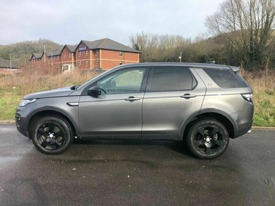 used Land Rover Discovery Sport 2.0 TD4 Pure Edition 4WD (s/s) 5dr (5 Seat)