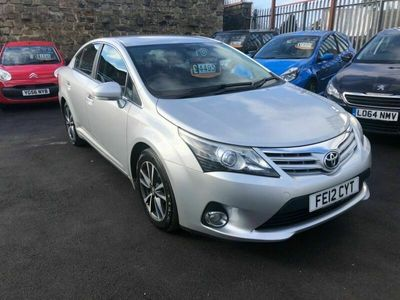 used Toyota Avensis 2.0 D-4D TR 4dr