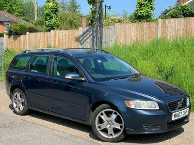 used Volvo V50 2.0 SE 5dr