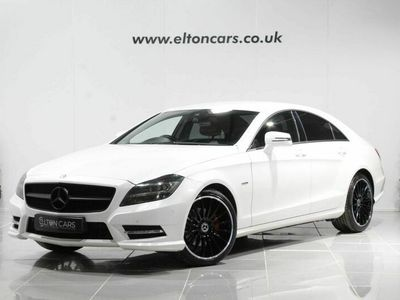 used Mercedes CLS350 CLS 3.0BlueEFFICIENCY AMG Sport 7G-Tronic Plus 4dr